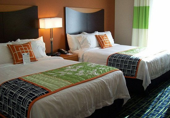 Strasburg, Βιρτζίνια: Queen/Queen Guest Room