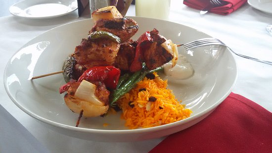 Jeffersonville, IN: Chichen Kebab