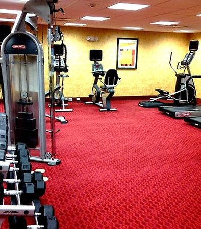 College Station, TX: Fitness Center