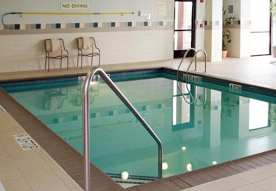 West Des Moines, IA: Indoor Pool