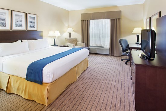 Courtenay, Canada: ADA/Handicapped accessible King Guest Room