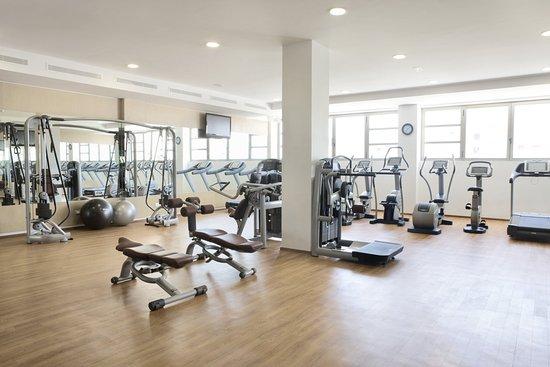 Beloved Playa Mujeres: Gym