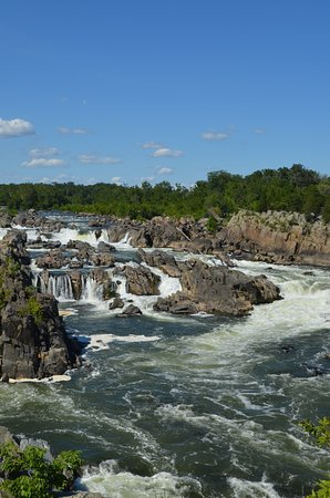Great River Falls McLean, VA August 2016