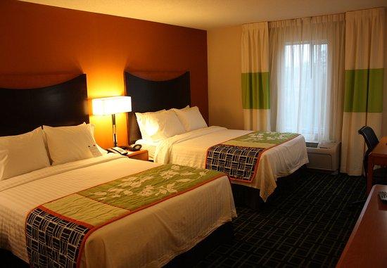 Morgantown, Wirginia Zachodnia: Queen/Queen Guest Room