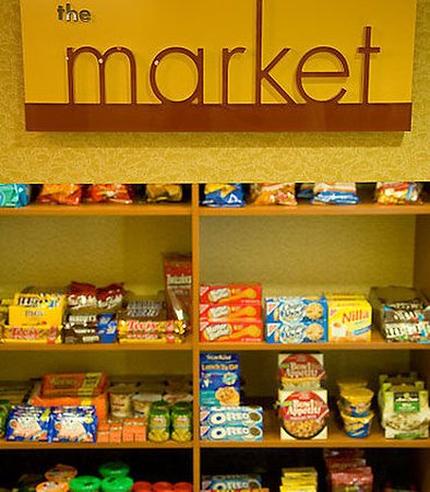 New Bern, Carolina del Norte: The Market