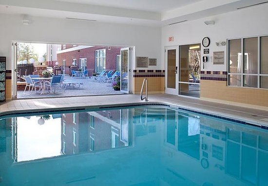 New Bern, Carolina del Norte: Indoor Pool