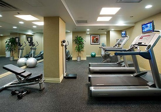 Fairfield Inn & Suites New York Manhattan/Times Square: Fitness Center