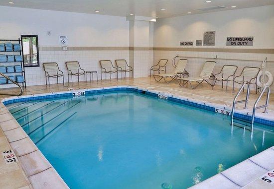 Spanish Fort, Алабама: Indoor Pool