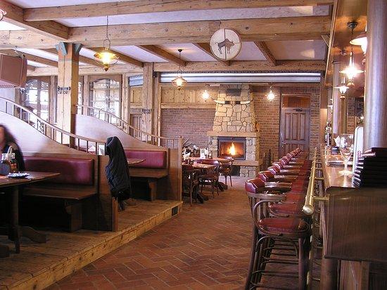 Kromeriz, Czech Republic: Bar/Lounge