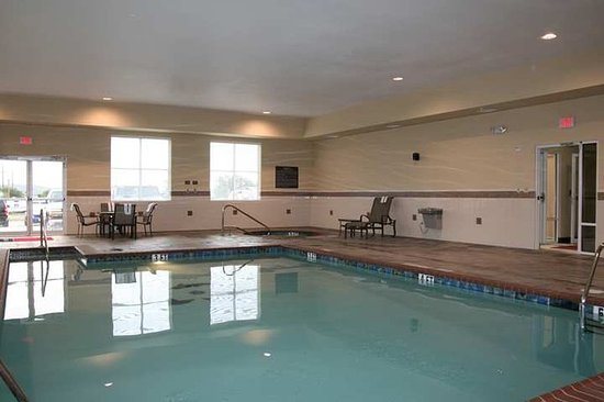 Alpine, TX: Indoor Pool