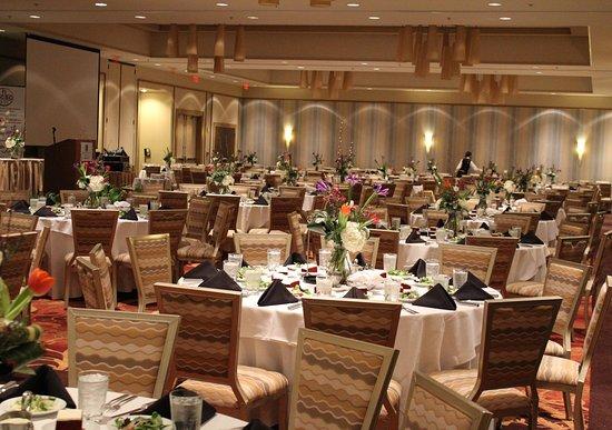 Kennesaw, GA: Banquet Set-up