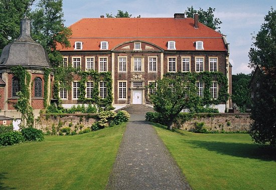 Ruhe Und Romantik Hotel Schloss Wilkinghege Munster Bewertungen