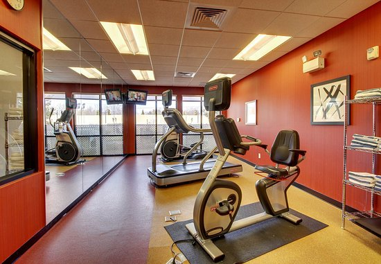 Statesville, NC: Fitness Center