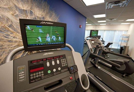 SpringHill Suites Vero Beach: Fitness Room