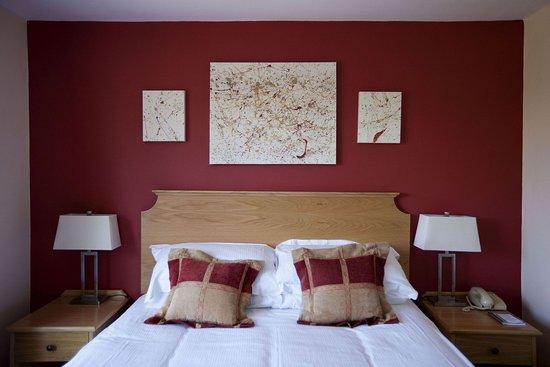 Hawkchurch, UK: East Wing Bedroom