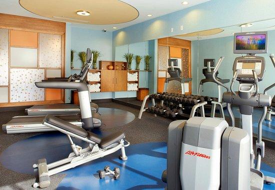 Webster, TX: Fitness Center
