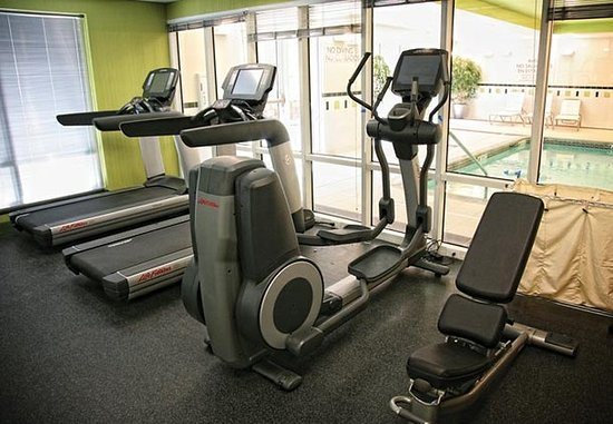 Jonesboro, AR : Fitness Room