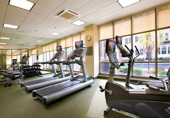 Wyomissing, PA: Fitness Center