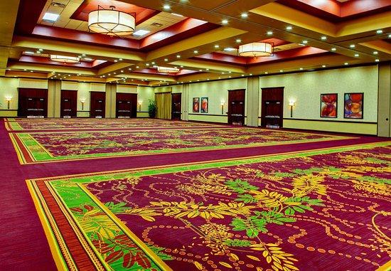 Allen, TX: Cottonwood Grand Ballroom