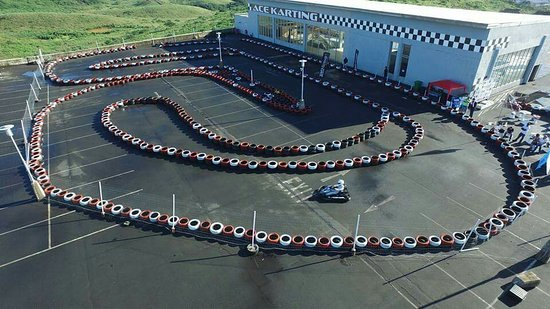 Ballito, South Africa: Ace Karting