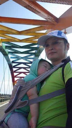 Hsinchu, Taiwan: 彩虹橋
