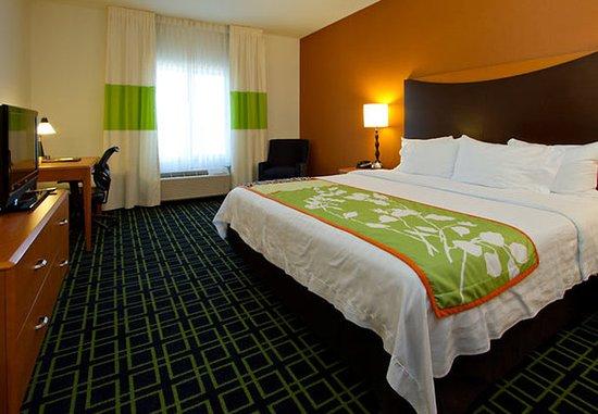 Boerne, TX: King Suite