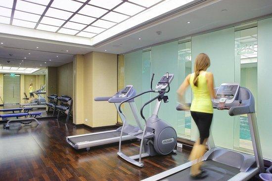 InterContinental Kiev: Fitness Centre