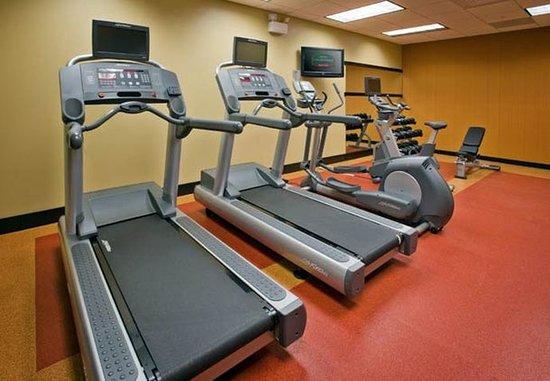 Courtyard Clemson: Fitness Center