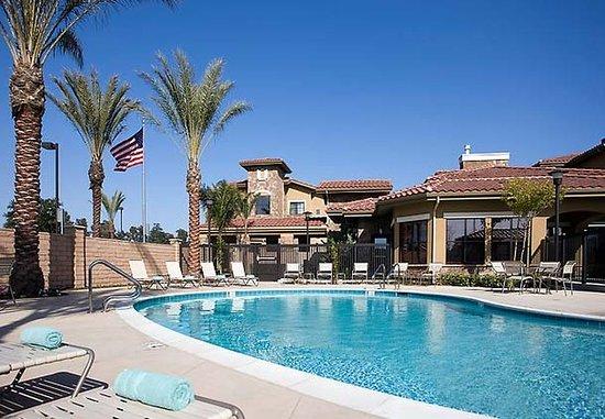 Camarillo, Californië: Outdoor Pool