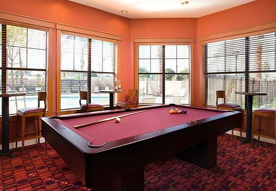 Camarillo, CA: Game Room