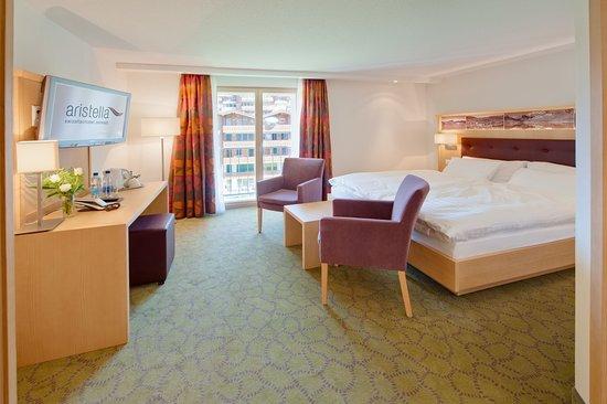 Hotel Aristella swissflair: Modern double room