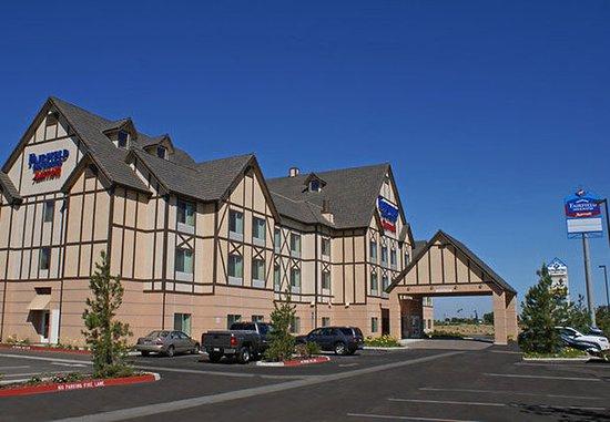 Fairfield Inn & Suites Selma Kingsburg: Exterior