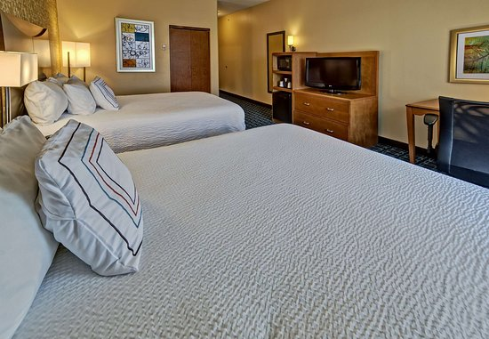 Fairfield Inn & Suites Oklahoma City NW Expressway/Warr Acres: Queen/Queen Guest Room