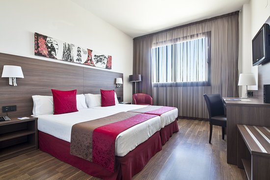 Hotel 4 Barcelona: Double Room