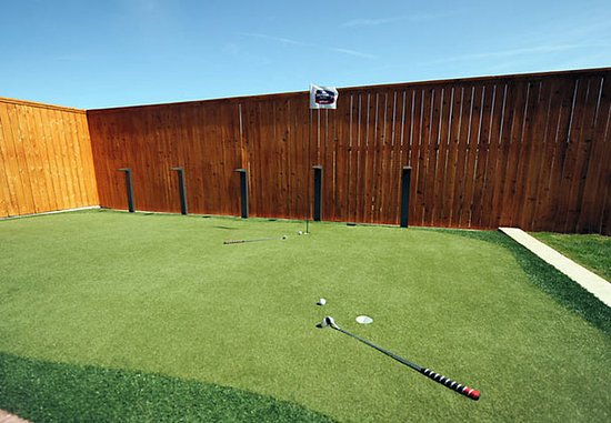 San Angelo, TX: Putting Green