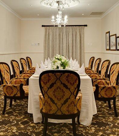 Pietermaritzburg, Republika Południowej Afryki: Tudor 4  - Private Dinner Setup