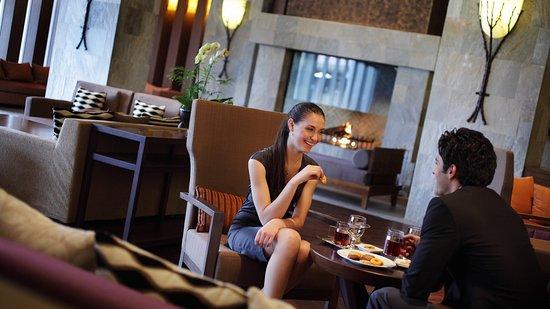 Pyeongchang-gun, Corea del Sud: Bar and Lounge- OXY Lounge