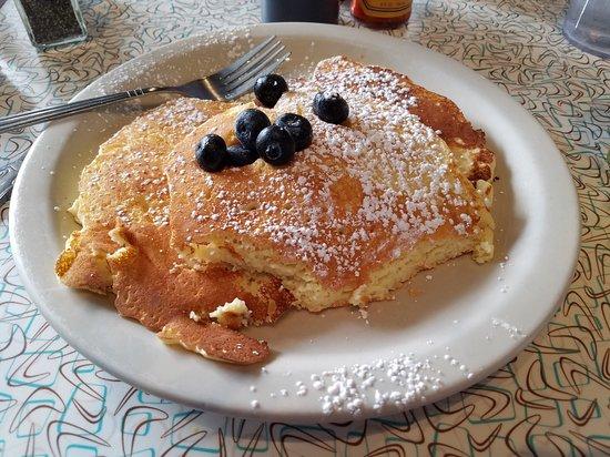 Gilbert, AZ: Lemon Ricotta pancakes