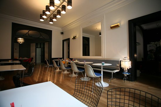 Saint-Gilles, Bélgica: Restaurant
