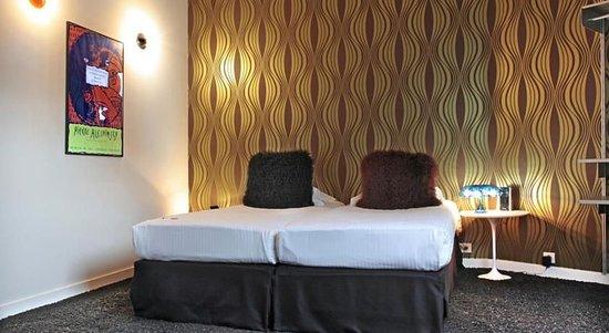 Saint-Gilles, Bélgica: Double/Twin Room