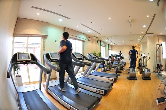 Crowne Plaza Al Khobar: Fitness Center
