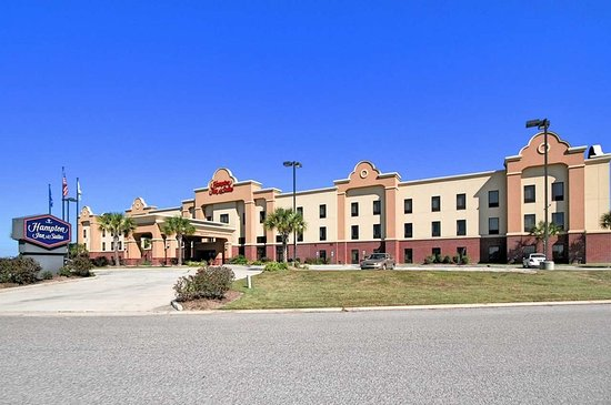 Hampton Inn & Suites New Iberia