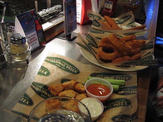 Fridley, MN: Appetizzers