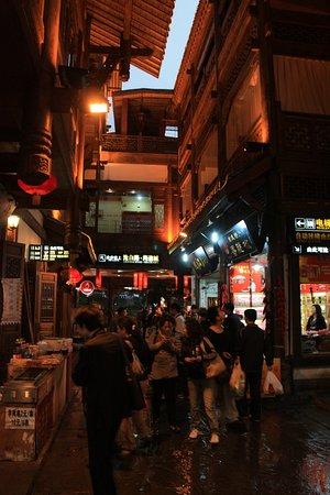 Chongqing, Çin: Boutiques