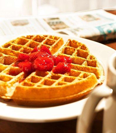 Concord, NH: Breakfast Buffet Detail