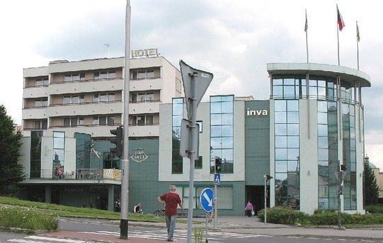 Frydek-Mistek, Tjekkiet: Hotel Afrika