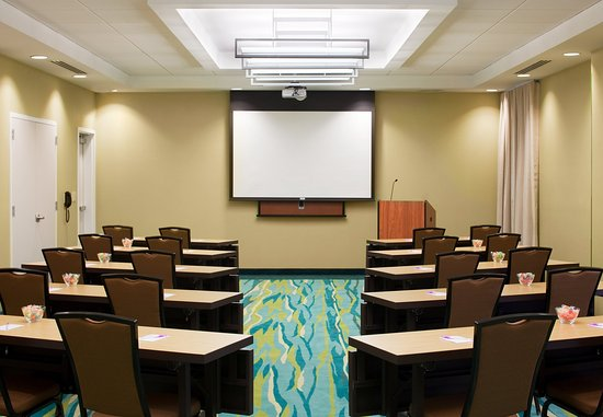 SpringHill Suites Macon: Meeting Room
