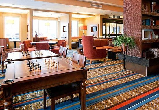 Residence Inn Helena: Lobby