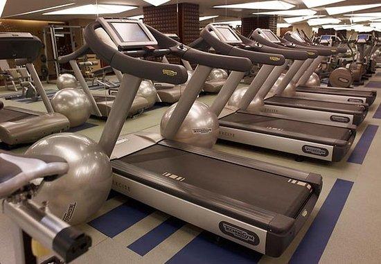 JW Marriott Hotel Bogota: Fitness Center