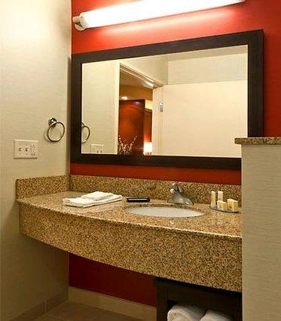 Alexandria, Luizjana: Guest Bathroom